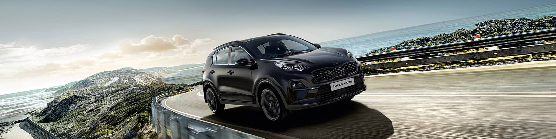 Kia Sportage Black Edition
